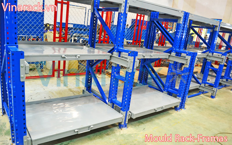 Racking System Moulding Shoe Soles