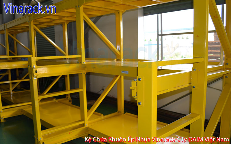 Racking System Moulding Shoe Soles-Molding plastic storage Shelving