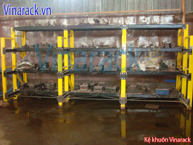 Heavy duty rack mould rack