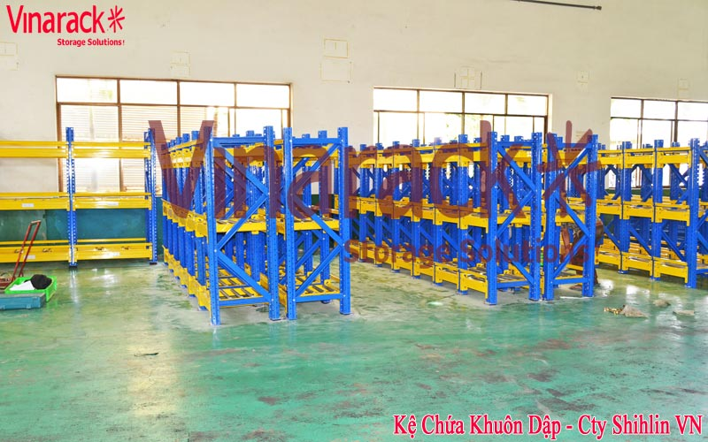 Project Implementation mould rack with shihlin Việt Nam company