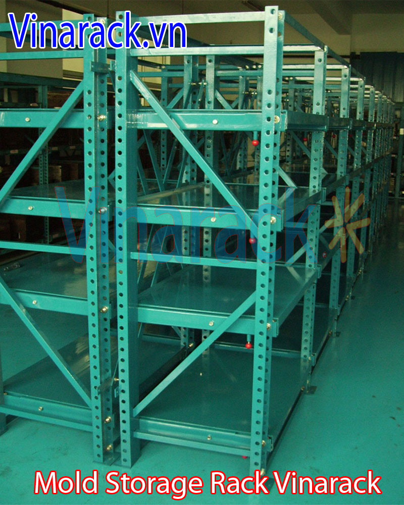 Mould Storage Drawer Racking Systems